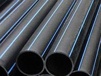 Труба полиэтиленовая водопроводная напорная ПЭ