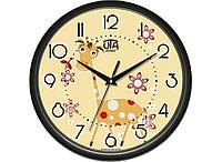 Часы настенные круглые UTA Жирафик (76-110-1083226)