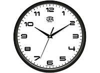 Часы настенные круглые UTA Черные классика (76-110-1083229)