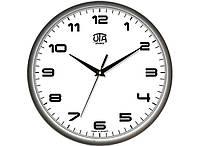 Часы настенные круглые UTA Стальные классика (76-110-1083230)