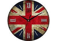 Часы настенные круглые UTA Великобритания (76-110-1083235)