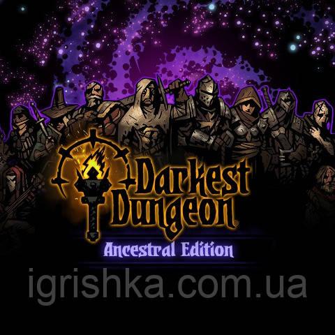 Darkest Dungeon: Ancestral Edition Ps4 (Цифровой аккаунт для PlayStation 4) П3