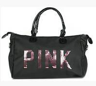 Сумка женская Pink Черная
