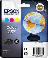 Картридж для струйных МФУ и принтеров Epson WorkForce WF-100W color (C13T26704010)
