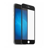 Защитное стекло для Apple iPhone 6/6s Plus Full Glue (0.3 мм, 2.5D черный)