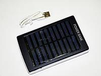 Power Bank 30000mAh с солнечной батареей