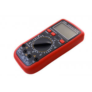 Цифровий Професійний мультиметр VC 61 тестер вольтметр, (Оригінал)