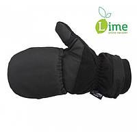 Перчатки-варежки, Norfin Black, фото 1