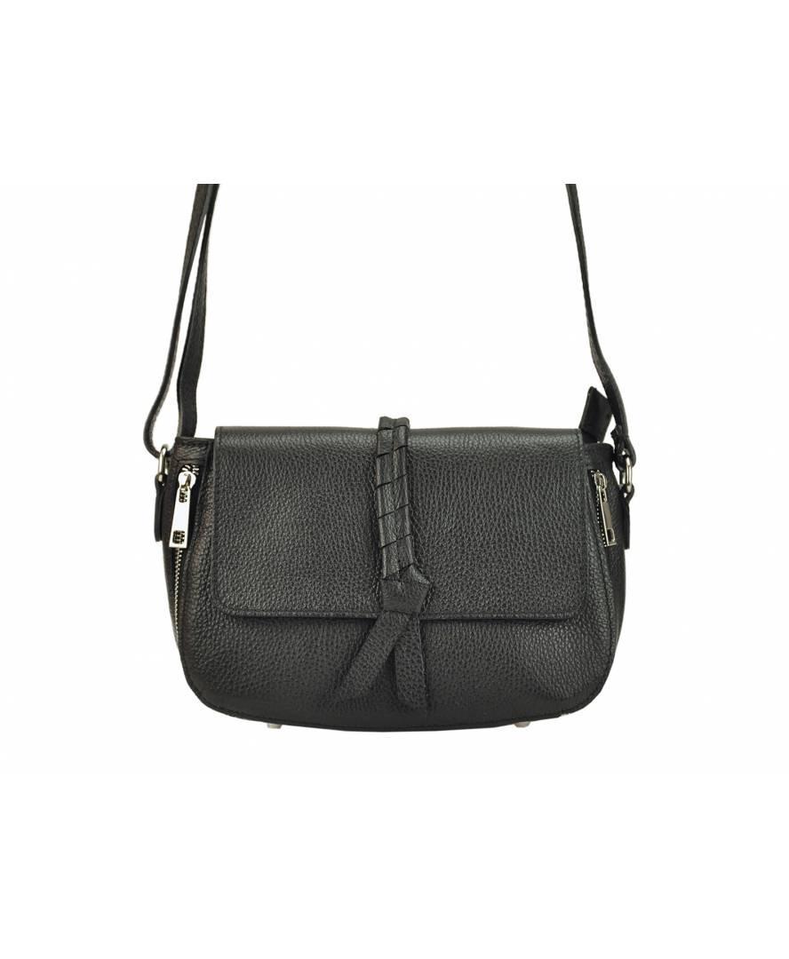 Женская кожаная сумка Patrizia Piu 418-050