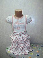 Платье нарядное 2,3,4 года