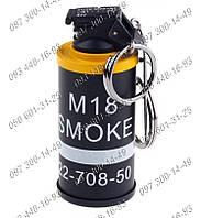 """Оригинальная Пепельница граната """"M18"""" Настольная металлическая пепельница в виде дымовой гранаты №4185"""