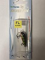 Воблер Silver Fox CLASSIC 3cm (0.2-0.5м) W-CLA-107-030-FL