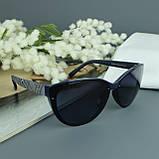 Солнцезащитные очки с поляризацией Burberry синие, фото 8