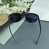 Солнцезащитные очки с поляризацией Burberry синие, фото 10