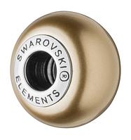 Бусины на браслет Пандора из жемчуга от Swarovski 5890 Bronze Pearl