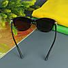 Коричневі жіночі сонцезахисні окуляри з поляризацією Louis Vuitton, фото 10