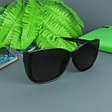 Очки солнцезащитные с поляризацией Burberry зеленые, фото 8