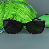 Очки солнцезащитные с поляризацией Burberry зеленые, фото 9