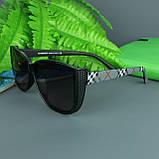 Очки солнцезащитные с поляризацией Burberry зеленые, фото 10