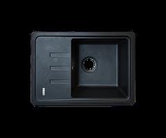 Мойка гранитная Borgio PRC-620х435 (Черный)