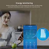 Sonoff POW R2 16А 3500W дистанционный Wi-Fi выключатель с функцией измерения потребляемой мощности, фото 6
