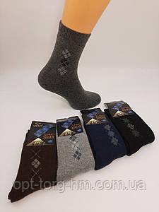 Мужские носки Ангора -махра (41-47 обувь.)