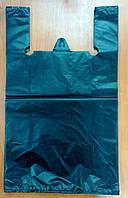 Пакет упаковочный (Майка № 5 чёрная) 1000 шт. в мешке