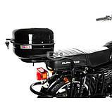 Мотоцикл Musstang Alfa MT110-2 black черный, фото 7