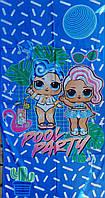 Пляжное полотенце LOL Party