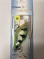 Воблер Silver Fox Jerk 8cm 30g W-JRA-075-080-SI