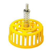 Циркуль для резки плитки Mastertool 20-100 мм решетка-опора Желтый (80-3081)