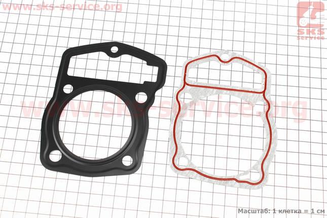 Прокладки поршневой к-кт CB-150cc, фото 2