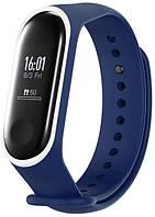 Ремешок для фитнес-браслета Xiaomi Mi Band 3 Midnight Blue (pr000352)
