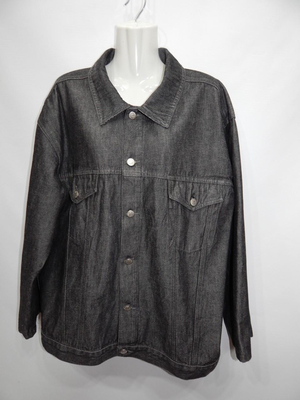 Куртка жіноча джинсова FLASH Vintage, RUS р. 54-56, EUR 46 065DG