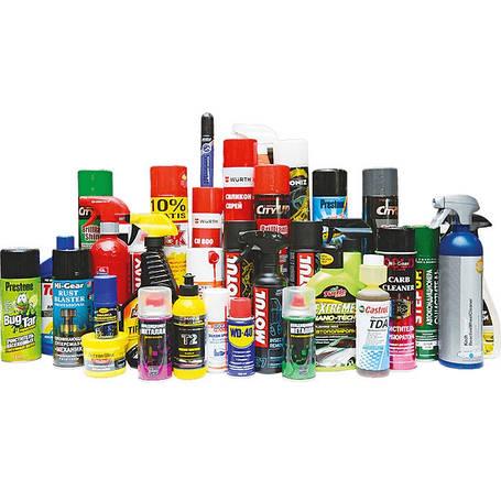 Автохимия и смазочные материалы