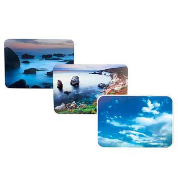 Коврик для мыши 157х227мм PVC Panta Plast ассорти 0318-0018-99