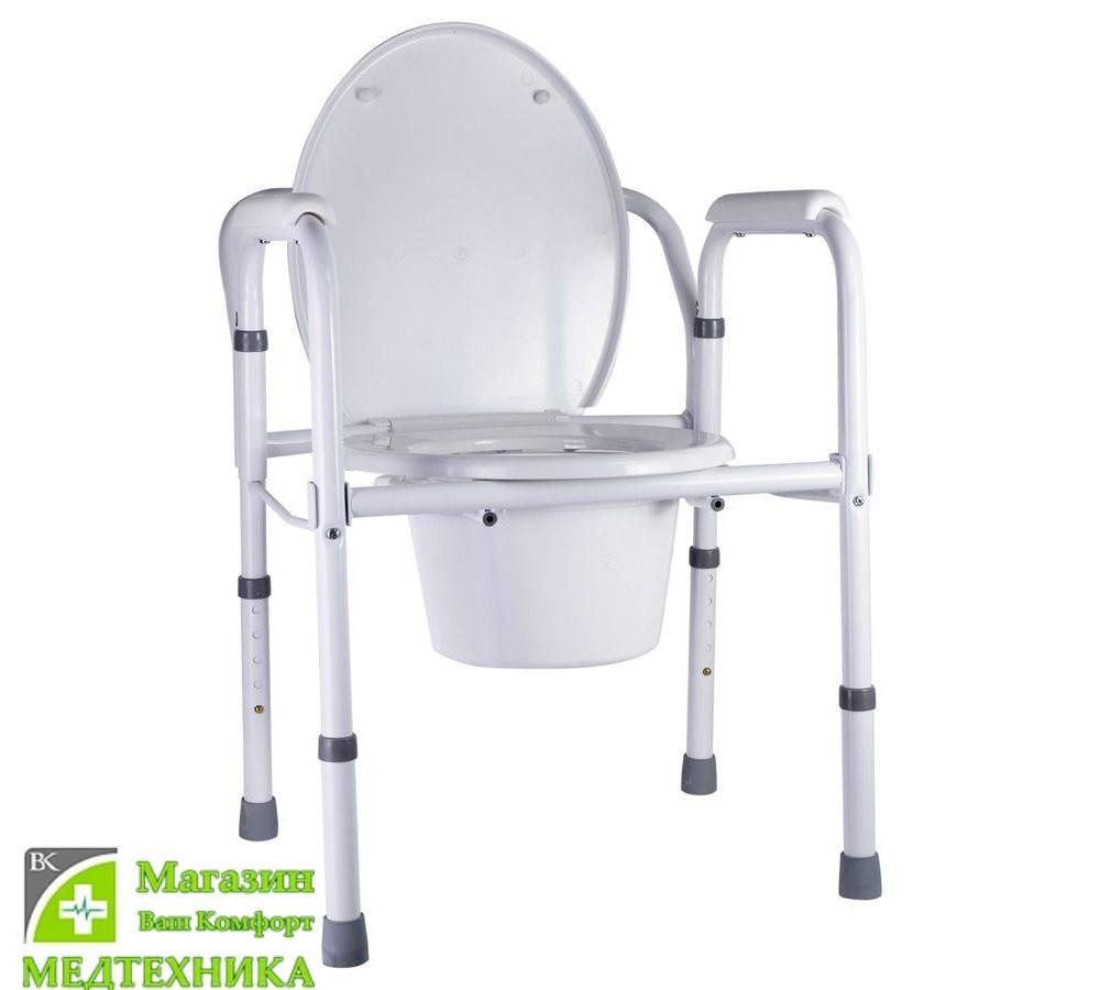 Кресло-туалет складное A8700AA, NOVA (Тайвань)