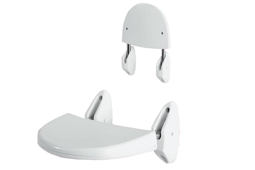 Сидение для ванной настенное, серия безопасность, КВ 07 01