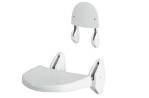 Сидение для ванной настенное, серия безопасность KV07