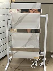 Обогреватели «Венеция» ПКИТ-250 Вт-полотенцесушитель-до 4 м2 для ванной с механическим терморегулятором