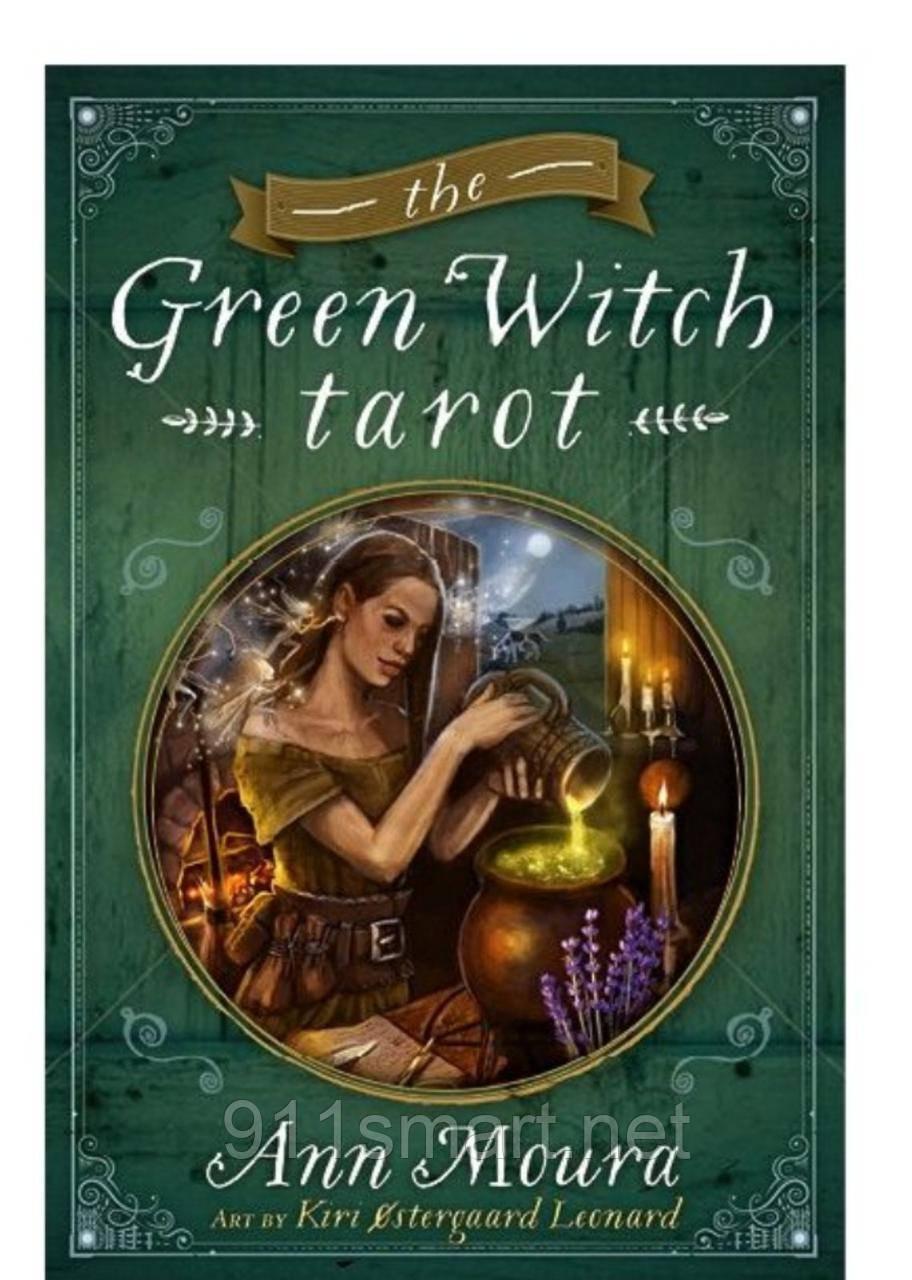 Карты Таро Зеленой ведьмы (Green Witch Tarot).