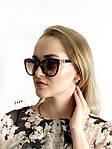 Солнцезащитные коричневые очки, фото 2