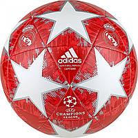 Футбольный мяч Finale 18 Real Madrid Capitano CW4140 #F/B