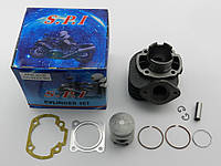 Цилиндр (в сборе) Honda Dio AF-34/35/ Lead AF-48, 50cc SPI/SEE (тайвань)