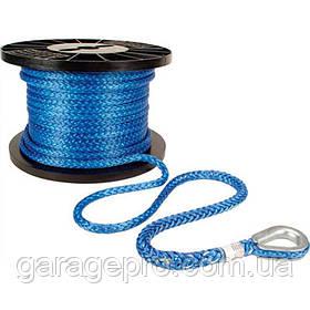 Синтетический (кевларовый) трос 14мм Samson AmSteel-Blue Samthane