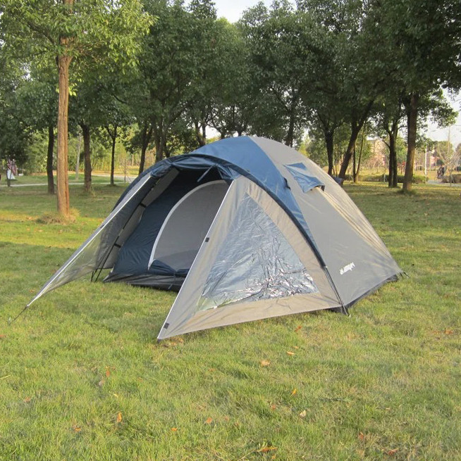 Палатка туристическая двухместная Presto Furan 2 проклеенные швы