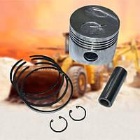 Поршневой комплект 80,0 mm STD (с выборкой под клапана) - 180N (R180)