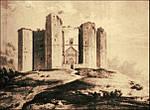 Кастель-дель-Монте керамический конструктор | 1500 деталей | Країна замків та фортець (Україна), фото 6