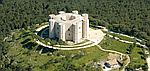 Керамический конструктор из кирпичиков Кастель-дель-Монте 1500 деталей Країна замків та фортець (Україна), фото 5