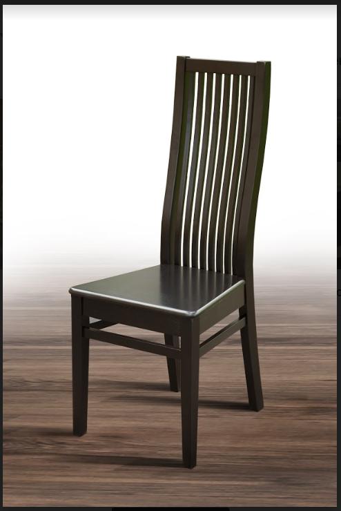 Классический кухонный стул из массива дерева- Парма